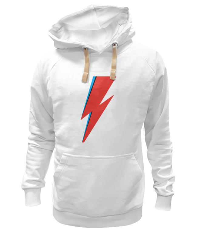 Толстовка Wearcraft Premium унисекс Printio David bowie lightning bolt david bowie pinups lp