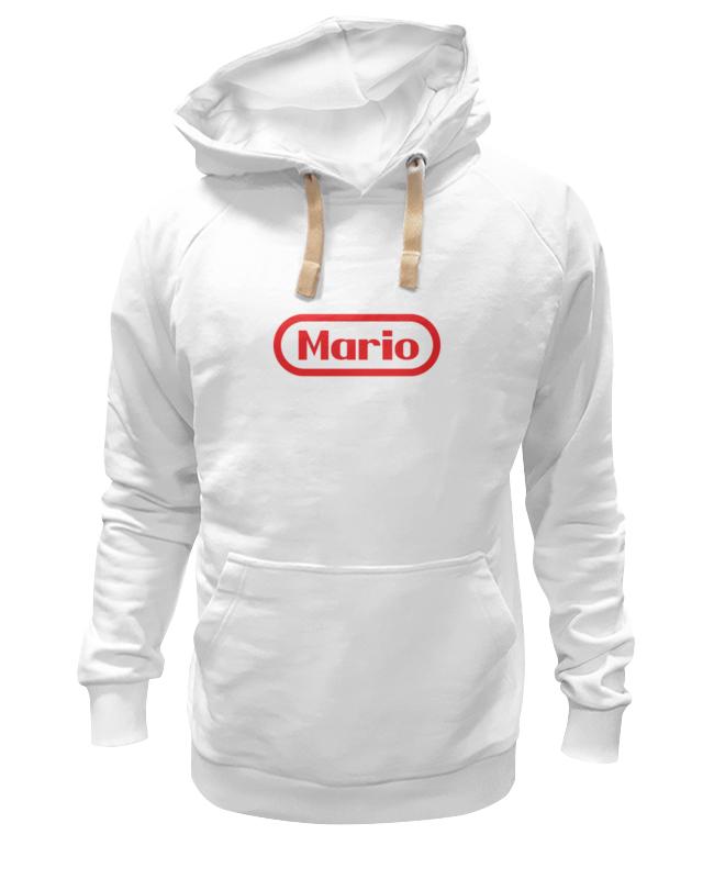Printio Марио printio толстовка wearcraft premium унисекс