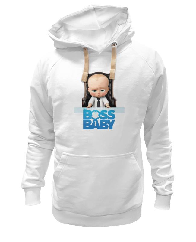 Толстовка Wearcraft Premium унисекс Printio Босс-молокосос / the boss baby толстовка wearcraft premium унисекс printio yes boss