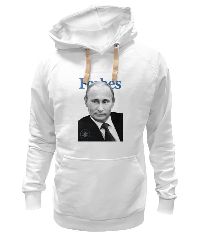 Толстовка Wearcraft Premium унисекс Printio Putin forbes футболка wearcraft premium printio putin forbes