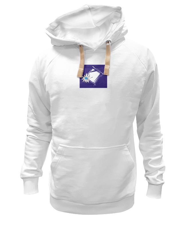 Толстовка Wearcraft Premium унисекс Printio Ромашка в рам футболка wearcraft premium slim fit printio ромашка в рам