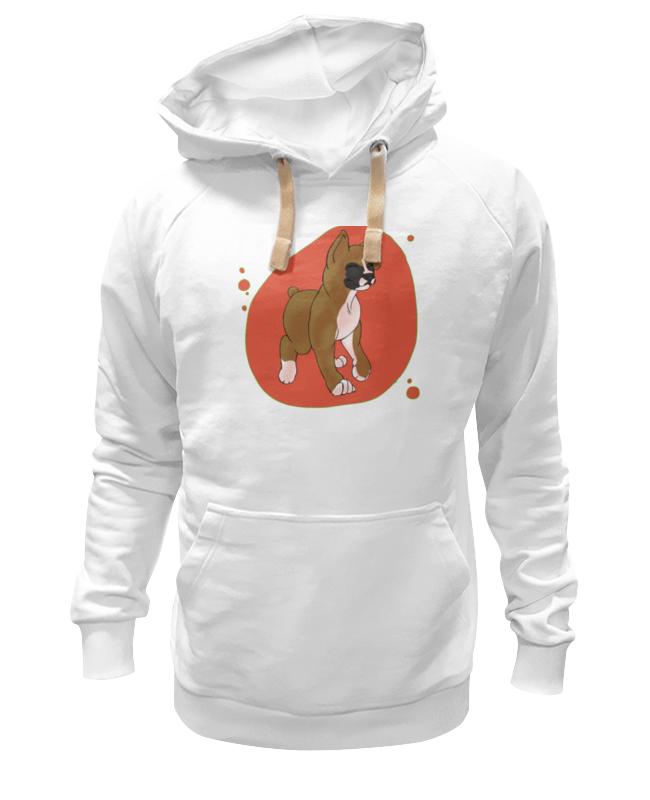 Толстовка Wearcraft Premium унисекс Printio Boxers puppy button design solid color boxers for men