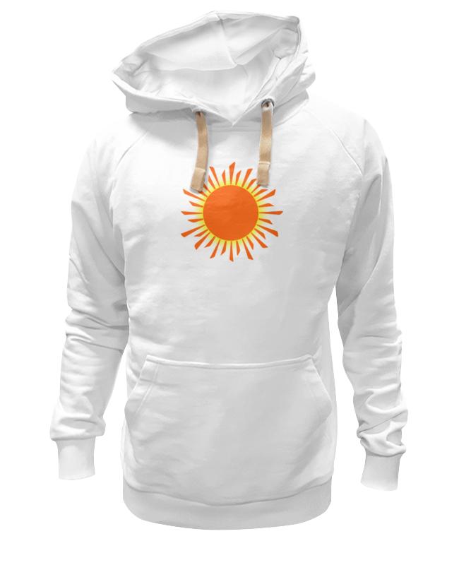 Толстовка Wearcraft Premium унисекс Printio Оранжевое солнце робин грейди бесстрашная