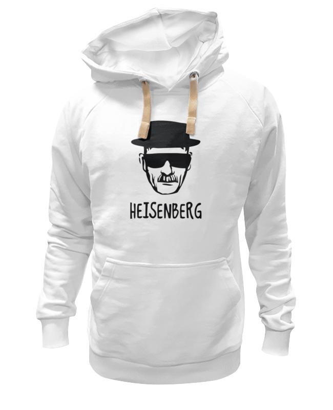 Толстовка Wearcraft Premium унисекс Printio Heisenberg толстовка wearcraft premium унисекс printio heisenberg red