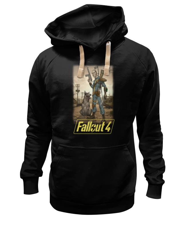Толстовка Wearcraft Premium унисекс Printio Fallout 4 толстовка wearcraft premium унисекс printio fallout 4