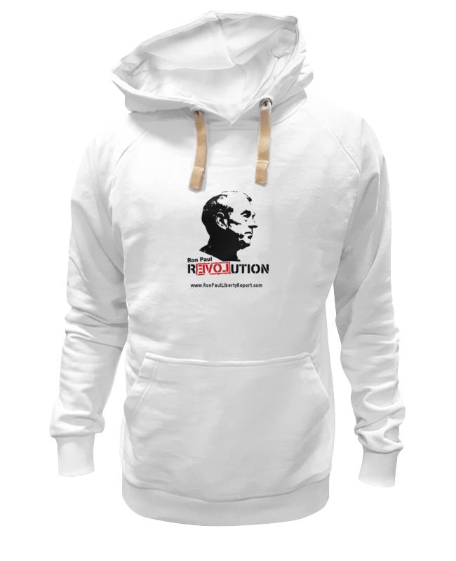 Толстовка Wearcraft Premium унисекс Printio Ron paul revolution цена
