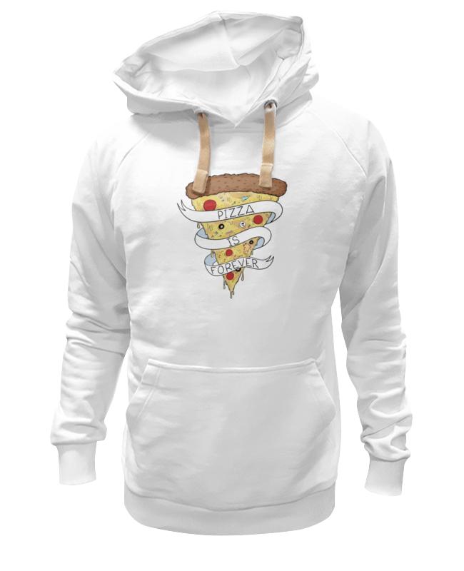 Толстовка Wearcraft Premium унисекс Printio Пицца навсегда (pizza forever) цена