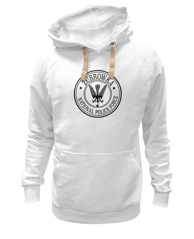 Толстовка Wearcraft Premium унисекс Printio Полиция зубровки толстовка wearcraft premium унисекс printio отель гранд будапешт