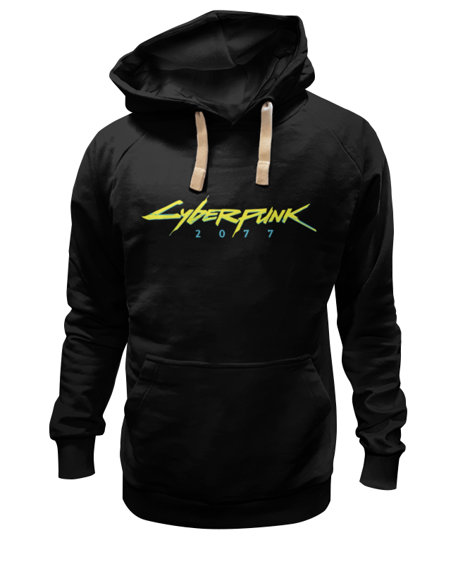 Толстовка Wearcraft Premium унисекс Printio Cyberpunk 2077