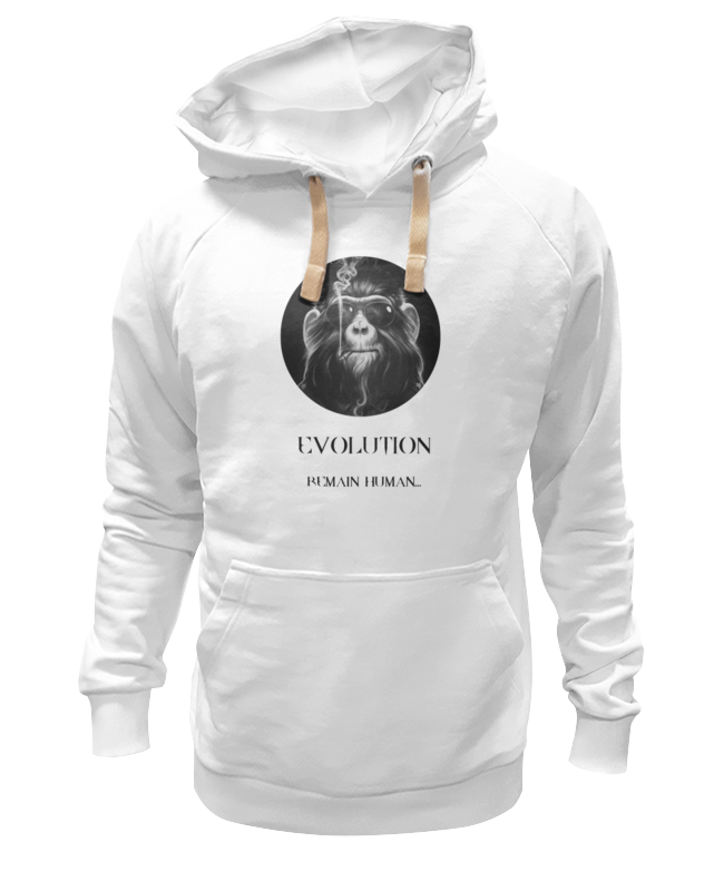 Толстовка Wearcraft Premium унисекс Printio Evolution (1) толстовка wearcraft premium унисекс printio octavia 1
