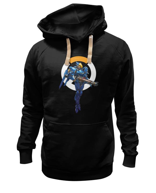Толстовка Wearcraft Premium унисекс Printio Pharah overwatch / фарра овервотч футболка wearcraft premium slim fit printio pharah overwatch фарра овервотч