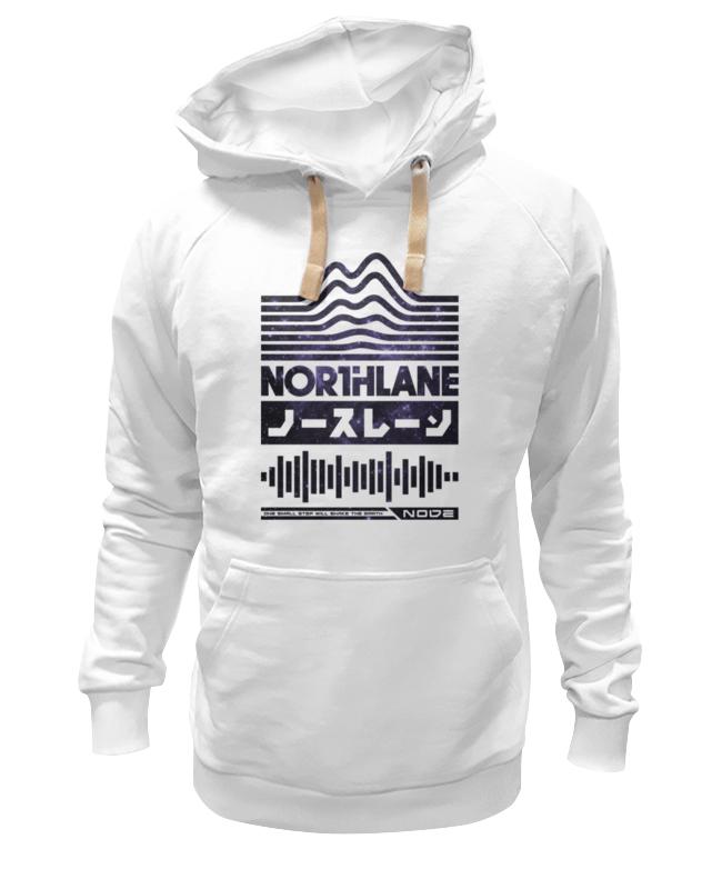 Толстовка Wearcraft Premium унисекс Printio Northlane футболка wearcraft premium slim fit printio northlane