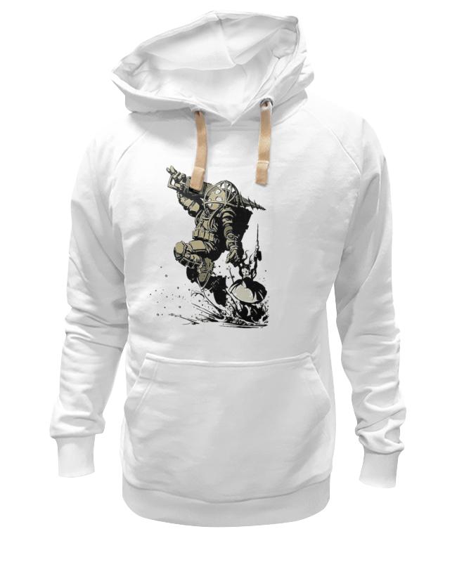 Толстовка Wearcraft Premium унисекс Printio Bioshock толстовка wearcraft premium унисекс printio bioshock infinite