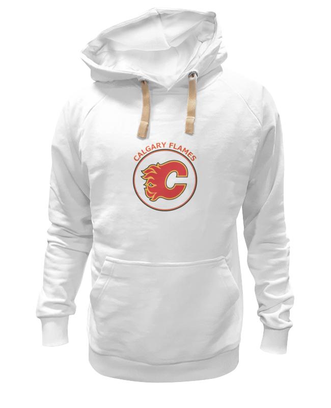 Толстовка Wearcraft Premium унисекс Printio Calgary flames halsey calgary