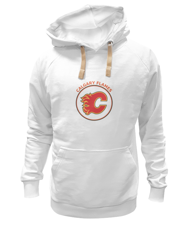 Толстовка Wearcraft Premium унисекс Printio Calgary flames свитшот print bar calgary flames