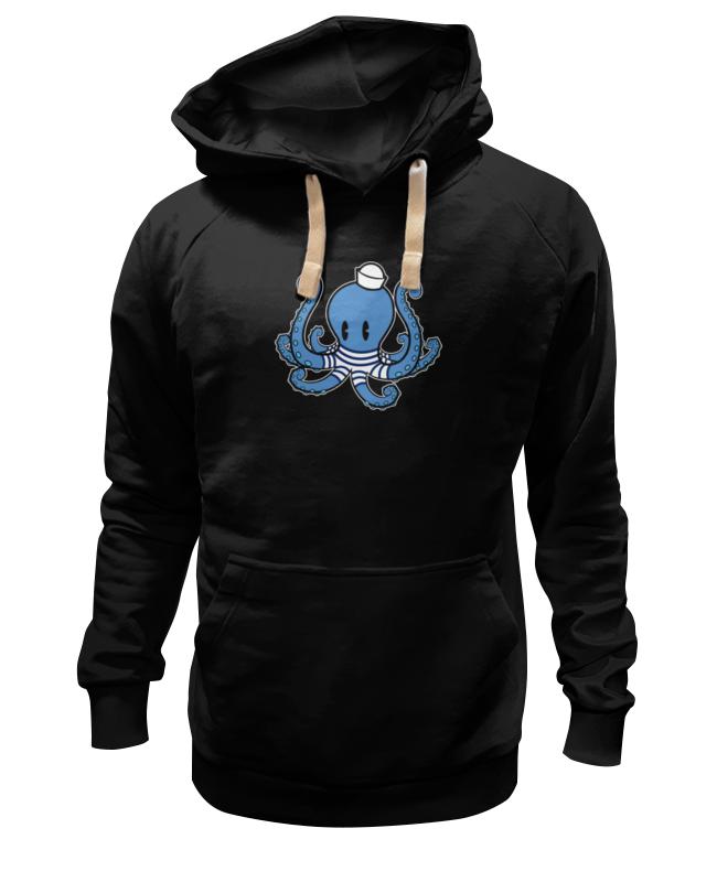Толстовка Wearcraft Premium унисекс Printio Осьминог морячок толстовка wearcraft premium унисекс printio octopus осьминог