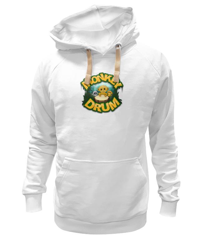 Толстовка Wearcraft Premium унисекс Printio Год обезьяны дрешер в человекообразные обезьяны