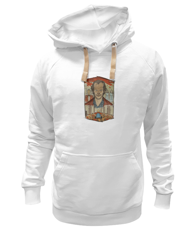 Толстовка Wearcraft Premium унисекс Printio The shining t-shirt art 1 t art блузка