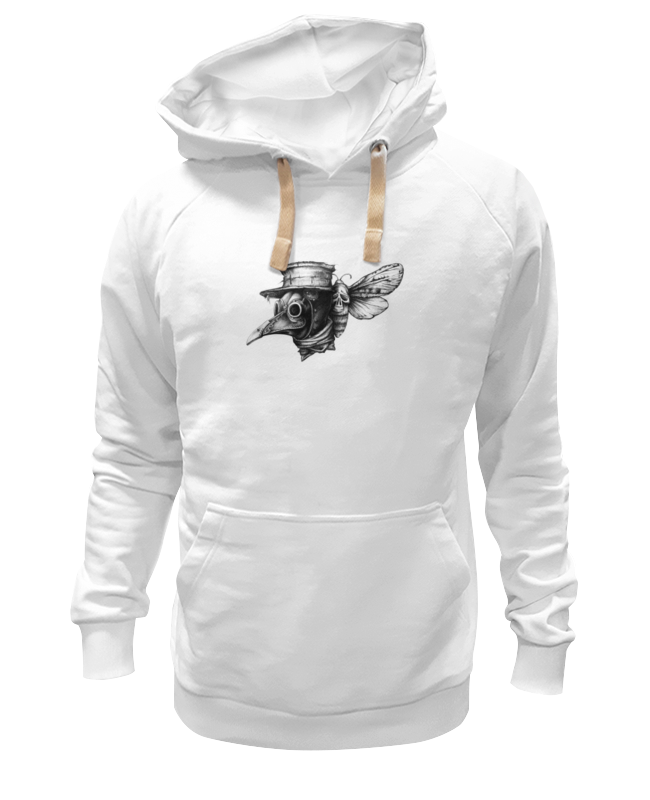 Фото - Толстовка Wearcraft Premium унисекс Printio Plague худи print bar plague doctor