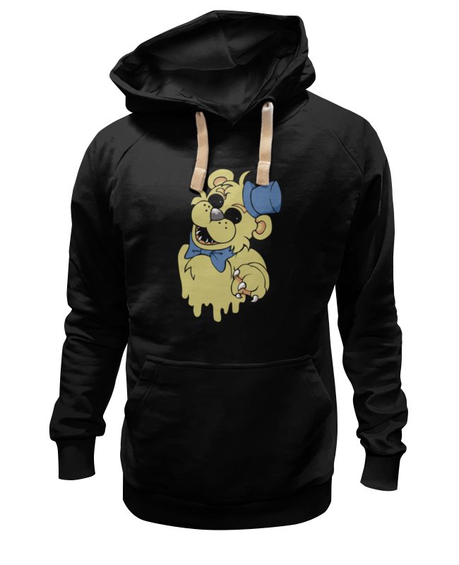 Толстовка Wearcraft Premium унисекс Printio Golden freddy