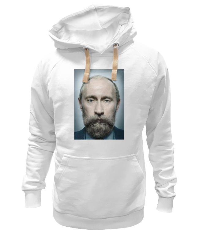 Толстовка Wearcraft Premium унисекс Printio Путинизм николай углов путинизм в