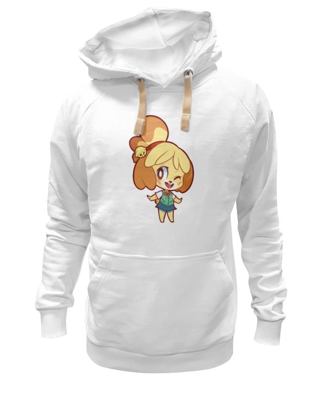 Толстовка Wearcraft Premium унисекс Printio Изабель (приходи в лес животных) футболка wearcraft premium printio изабель приходи в лес животных