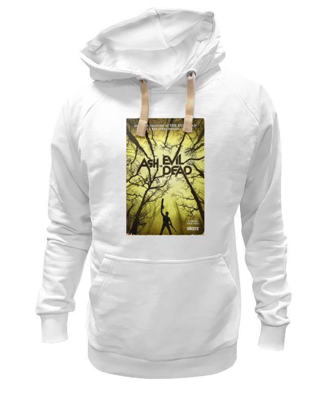 Толстовка Wearcraft Premium унисекс Printio Ash vs evil dead / эш против зловещих мертвецов футболка wearcraft premium printio ash vs evil dead эш против зловещих мертвецов