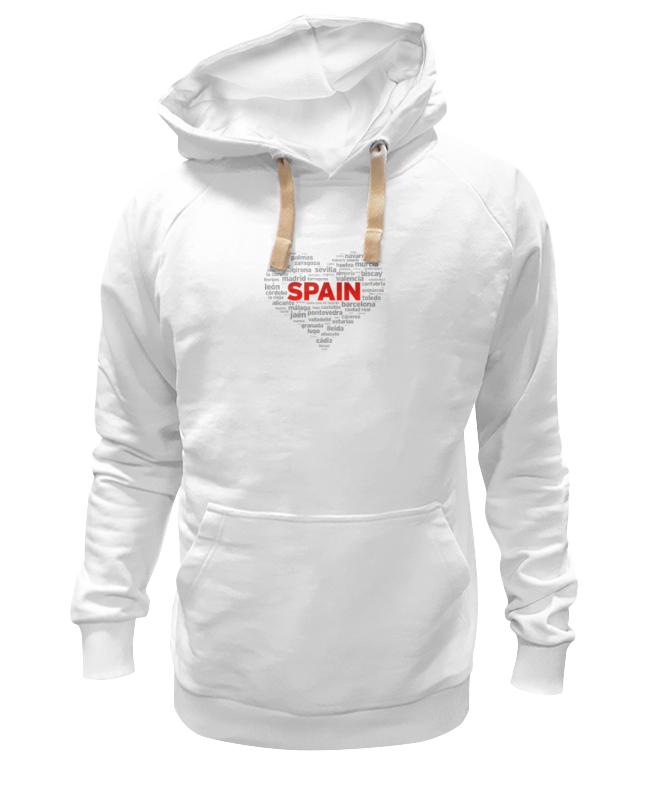 Толстовка Wearcraft Premium унисекс Printio Испания испания линия маннергейма