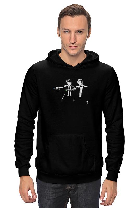 Толстовка Wearcraft Premium унисекс Printio Доктор кто (doctor who) футболка рингер printio доктор кто doctor who