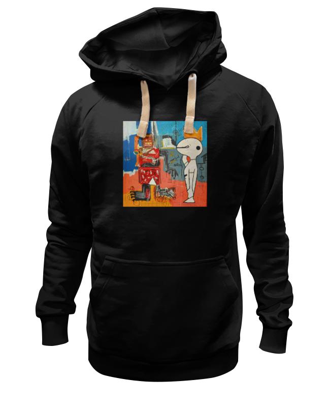 Толстовка Wearcraft Premium унисекс Printio Basquiat/жан-мишель баския детская футболка классическая унисекс printio basquiat жан мишель баския