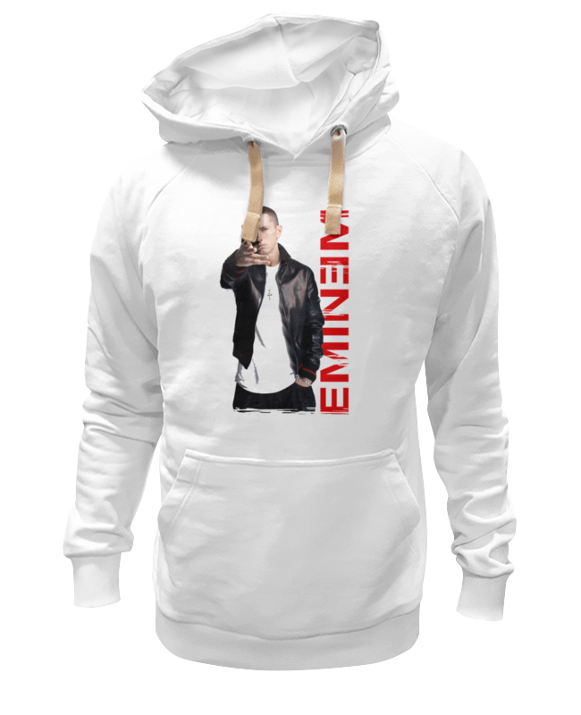 Толстовка Wearcraft Premium унисекс Printio Eminem джемпер love republic love republic lo022ewxsm28