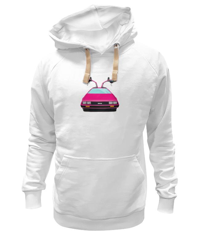 Толстовка Wearcraft Premium унисекс Printio Назад в будущее