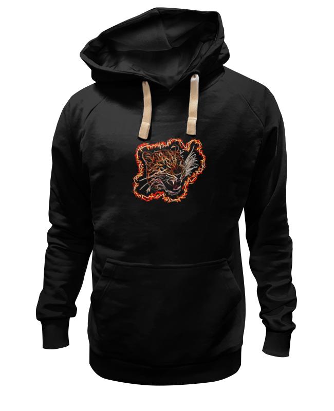 Толстовка Wearcraft Premium унисекс Printio Леопард jd коллекция леопард