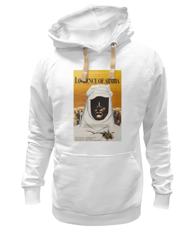 Толстовка Wearcraft Premium унисекс Printio Лоуренс аравийский / lawrence of arabia детская футболка классическая унисекс printio лоуренс аравийский lawrence of arabia