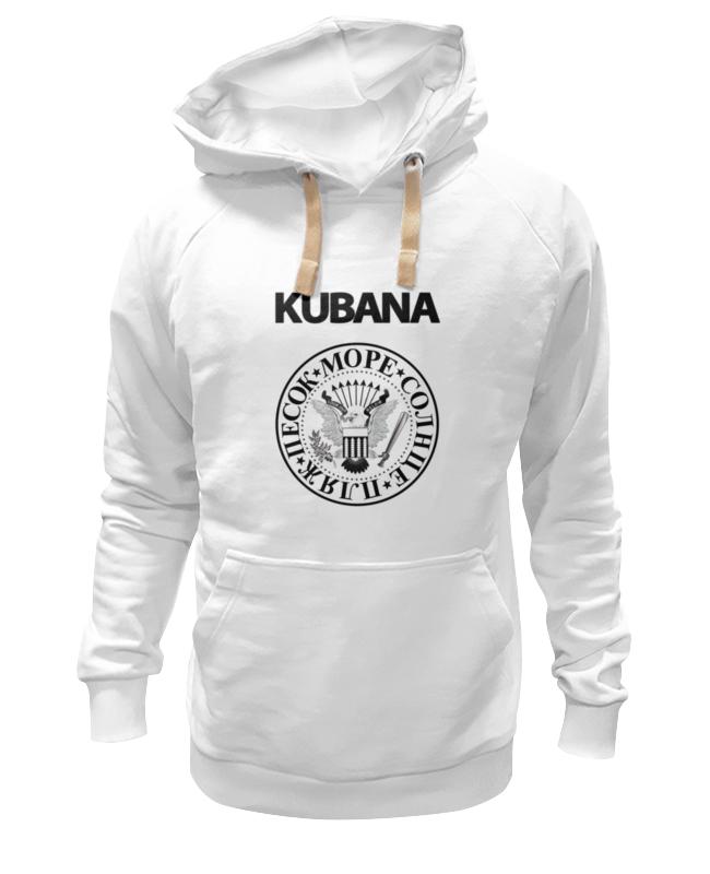 Толстовка Wearcraft Premium унисекс Printio Kubana сумка printio kubana