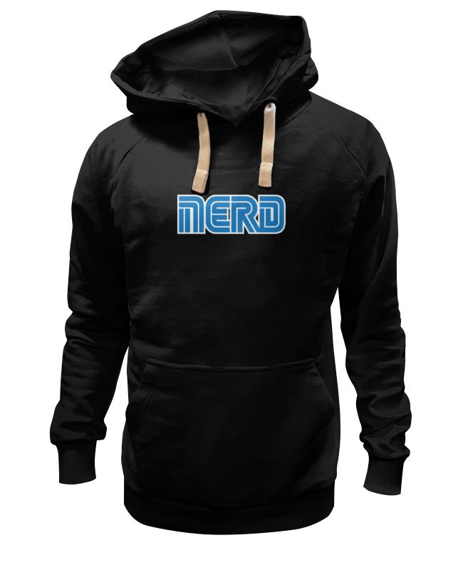 Толстовка Wearcraft Premium унисекс Printio Nerd (sega) майка классическая printio nerd sega