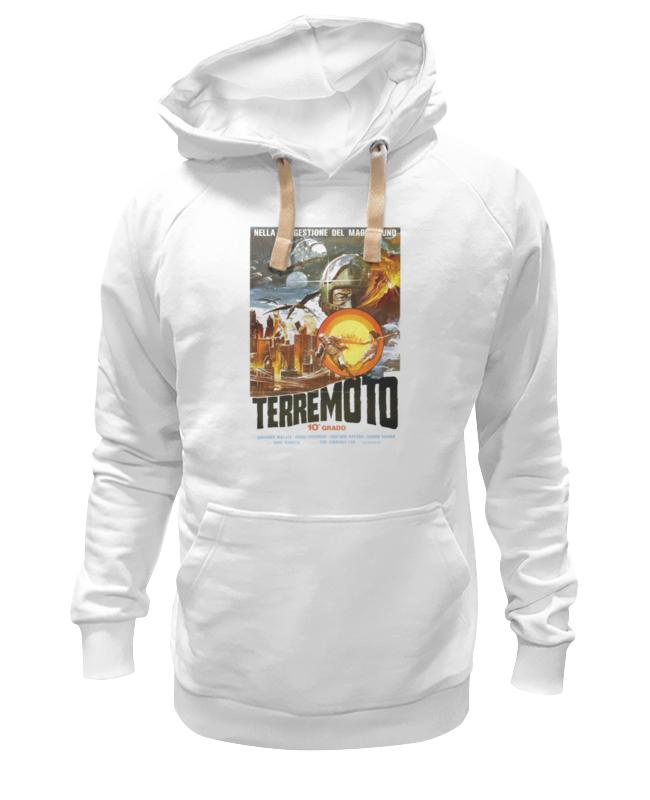 Толстовка Wearcraft Premium унисекс Printio Terremoto лонгслив printio terremoto