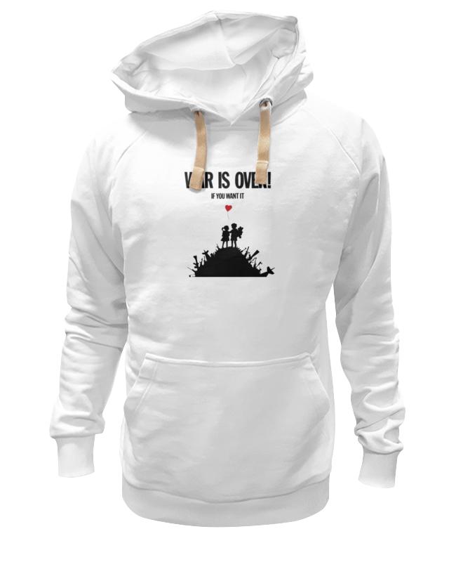 Толстовка Wearcraft Premium унисекс Printio War is over толстовка wearcraft premium унисекс printio tides of war