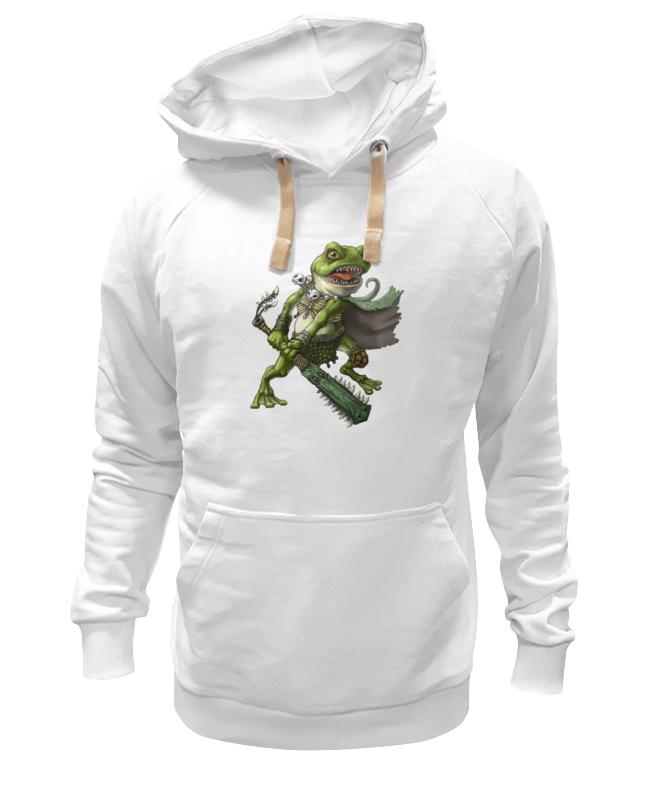 Толстовка Wearcraft Premium унисекс Printio Боевая рептилия футболка wearcraft premium printio боевая киса