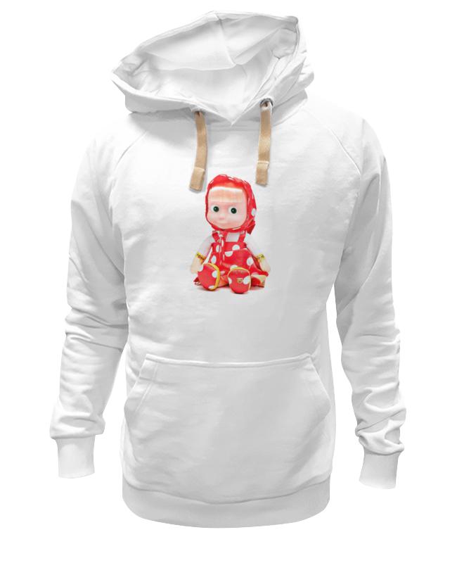 Толстовка Wearcraft Premium унисекс Printio Кукла-девочка маша из мульта. смешная озорная. кукла yako m6579 6