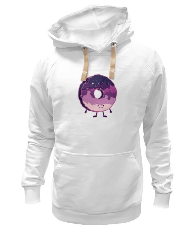 Толстовка Wearcraft Premium унисекс Printio Космический пончик (space donut) dorothy s home
