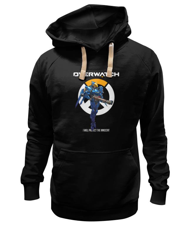 Толстовка Wearcraft Premium унисекс Printio Overwatch. фарра толстовка wearcraft premium унисекс printio overwatch ана