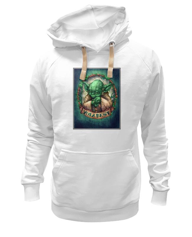 Толстовка Wearcraft Premium унисекс Printio Yoda best футболка классическая printio yoda best