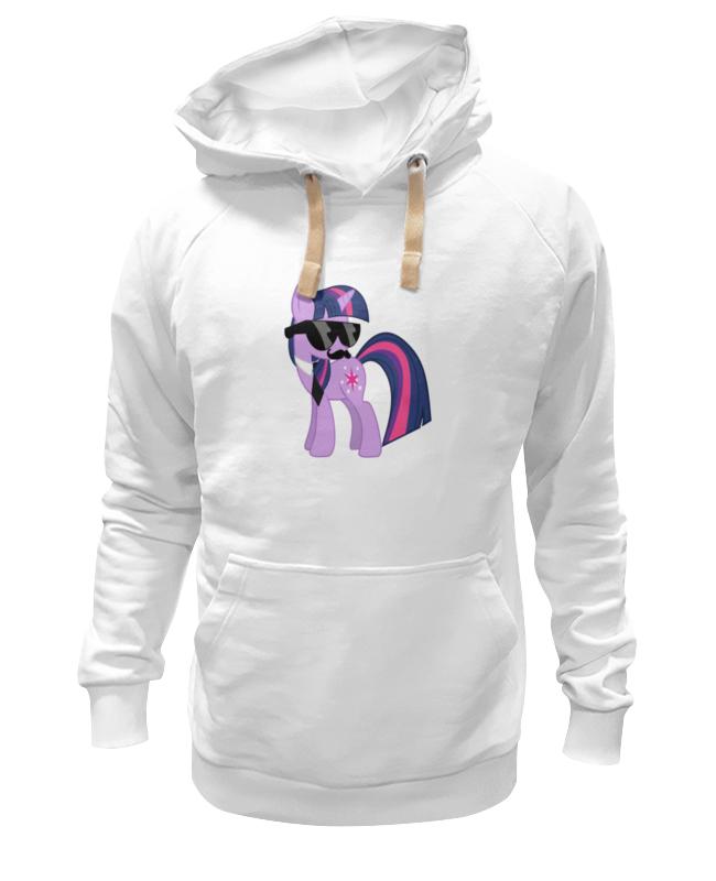Толстовка Wearcraft Premium унисекс Printio My little pony - twilight sparkle (искорка)