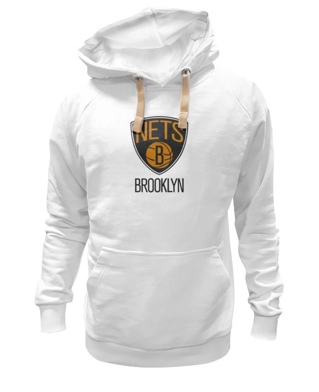 Толстовка Wearcraft Premium унисекс Printio Brooklyn nets
