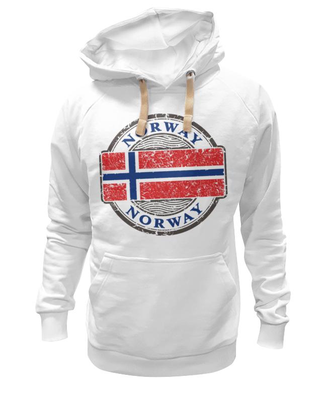 Толстовка Wearcraft Premium унисекс Printio Norway ботинки norway originals norway originals no019amybj36