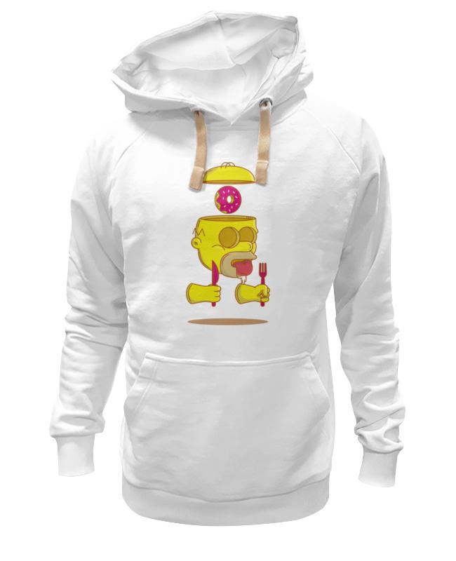 Толстовка Wearcraft Premium унисекс Printio Гомер симпсон (homer simpson) детская футболка классическая унисекс printio гомер симпсон homer simpson