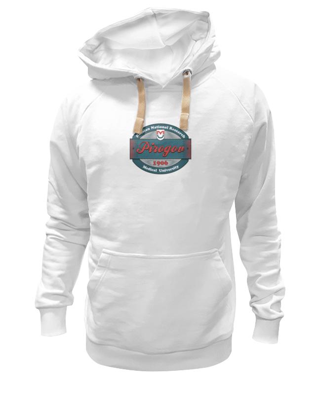 Толстовка Wearcraft Premium унисекс Printio Футболка женская ргму пирогова футболка wearcraft premium printio ргму пирогова