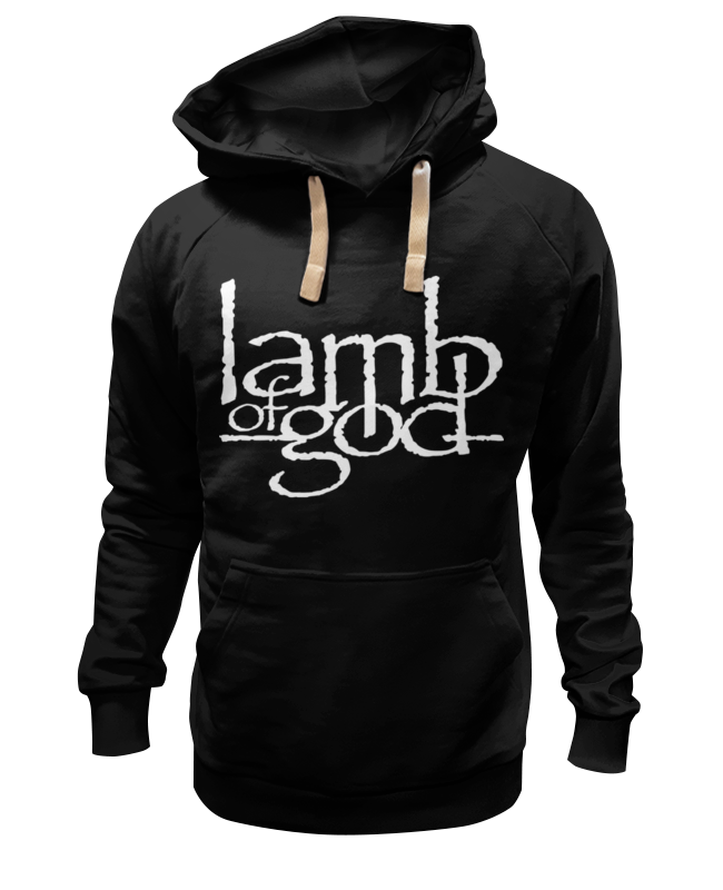 Толстовка Wearcraft Premium унисекс Printio Lamb of god