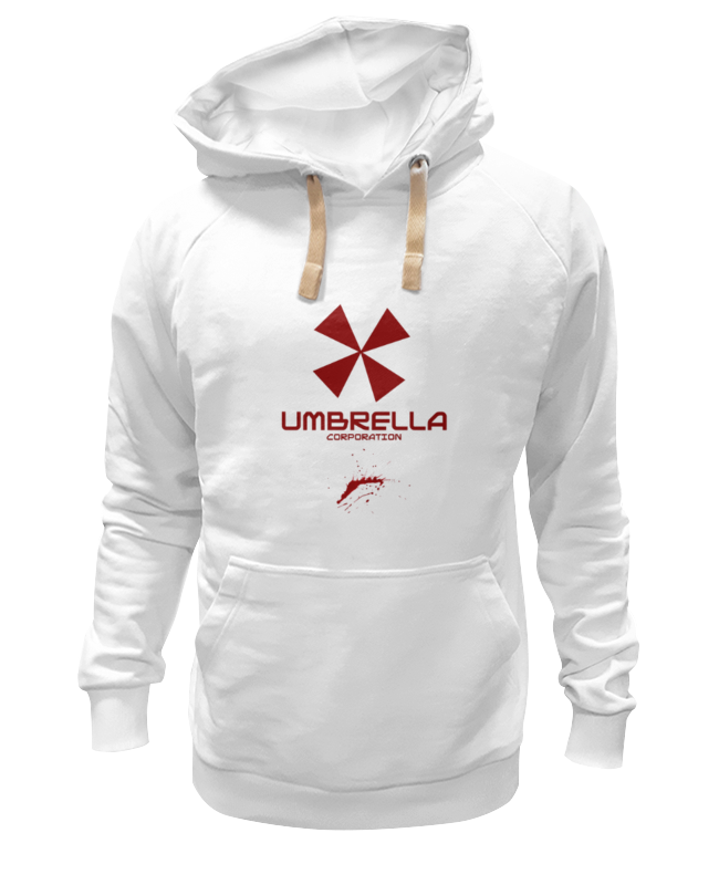 Толстовка Wearcraft Premium унисекс Printio Resident evil: umbrella corporation сумка printio resident evil umbrella corporation